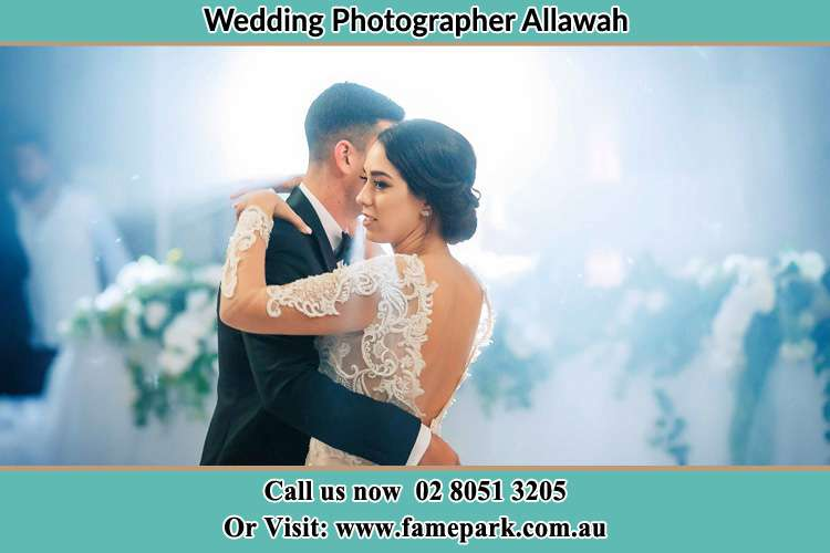 Photo of the Groom and the Bride dancing Allawah NSW 2218